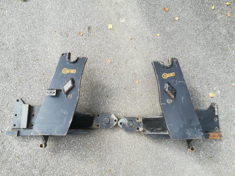 Frontladeranbaukonsole des Typs Hauer Frontlader, Gebrauchtmaschine in Vitis (Bild 1)