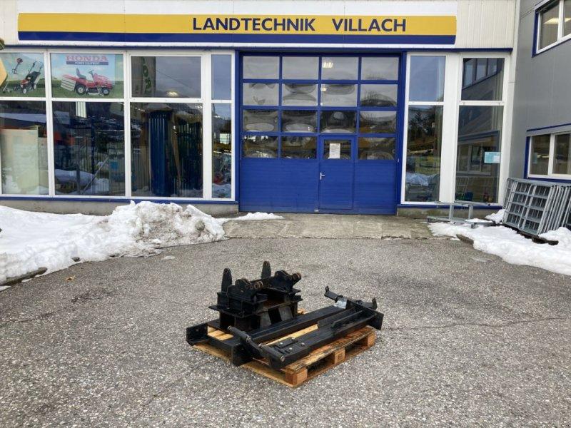 Frontladeranbaukonsole des Typs Hauer Schneepflug Platte, Gebrauchtmaschine in Villach (Bild 1)