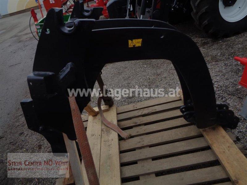Frontladeranbaukonsole типа Hauer TBS-2 B ZU STEYR MT 9085,9095,9105 -PRIVAT, Gebrauchtmaschine в Purgstall (Фотография 1)