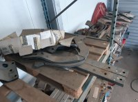 Mailleux AD 05 Frontladeranbaukonsole
