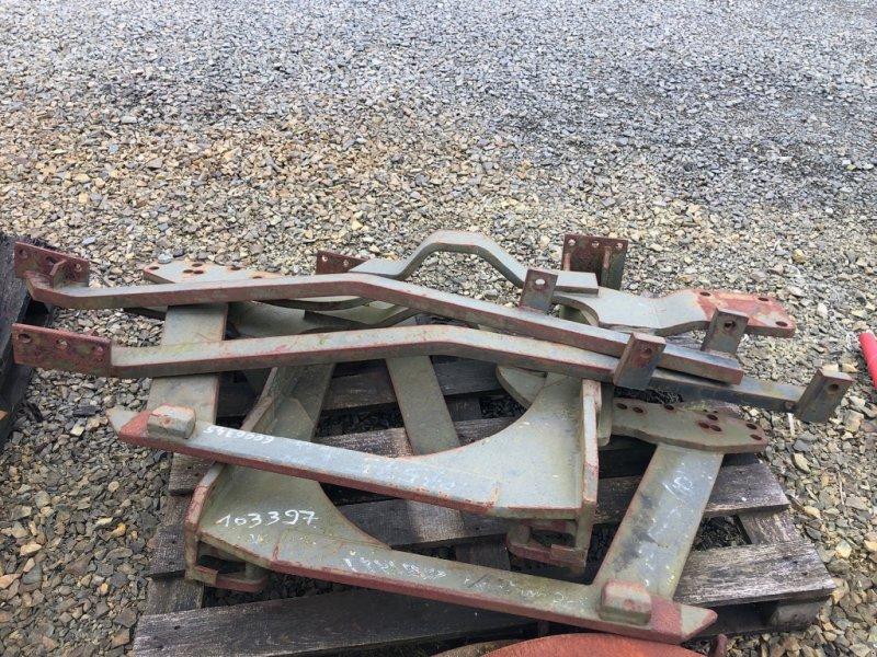 Frontladeranbaukonsole типа Mailleux Deutz Agrotron 4 Cyls, Gebrauchtmaschine в St GEORGES DES GROSEILLERS (Фотография 1)