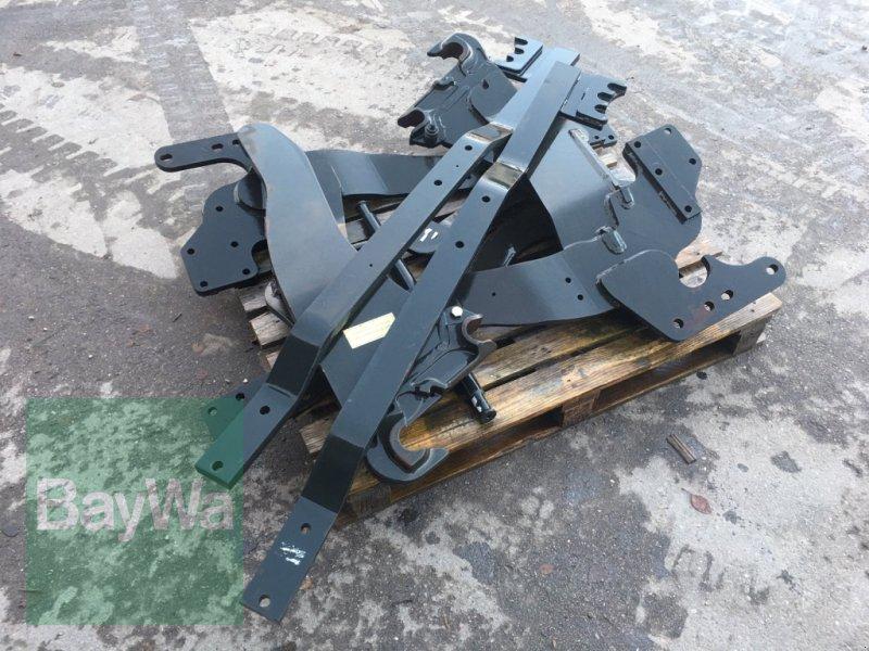 Frontladeranbaukonsole des Typs Mailleux Frontladeranbauteile für Claas Axos Fitlock 2M System, Gebrauchtmaschine in Dinkelsbühl (Bild 1)