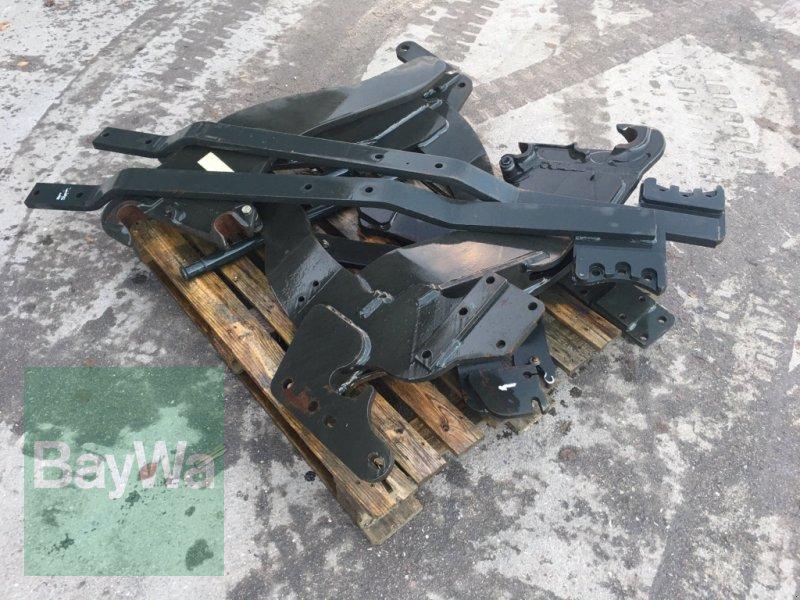 Frontladeranbaukonsole des Typs Mailleux Frontladeranbauteile für Claas Axos Fitlock 2M System, Gebrauchtmaschine in Dinkelsbühl (Bild 2)