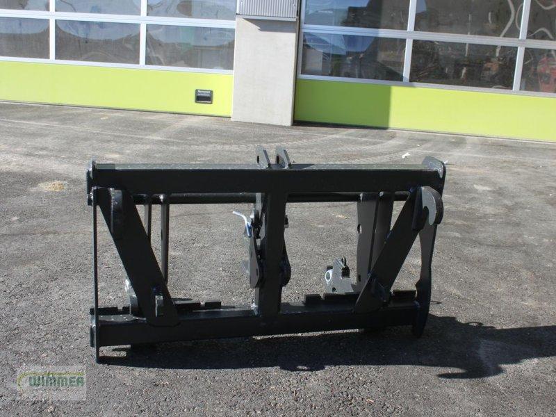 Frontladeranbaukonsole des Typs Sonstige Adapter Dreipunkt - Euro Aufnahme, Neumaschine in Kematen (Bild 1)