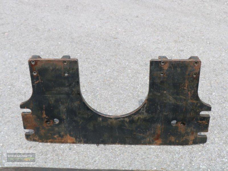 Frontladeranbaukonsole типа Stemplinger Kommunalpaltter Gr.3 zu Steyr Profi CVT, Gebrauchtmaschine в Gampern (Фотография 1)