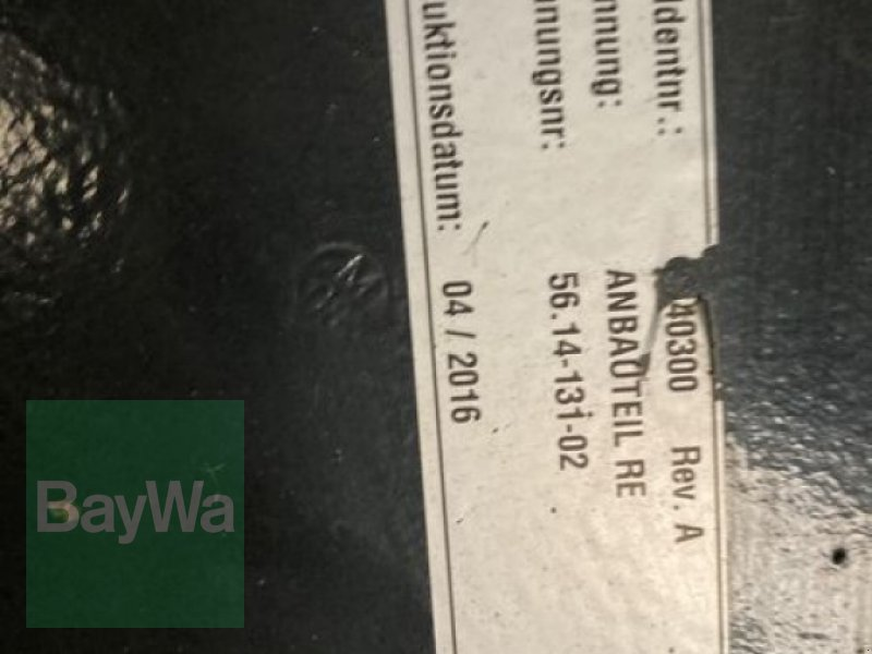 Frontladeranbaukonsole des Typs Stoll Breitkonsolen Fendt 700 S 4, Gebrauchtmaschine in Obertraubling (Bild 3)