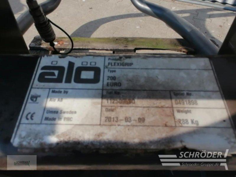 Frontladerzubehör a típus Alö Flexigrip 200 EURO, Gebrauchtmaschine ekkor: Wildeshausen (Kép 4)