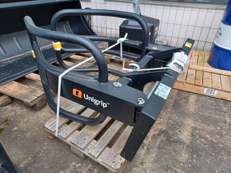 Frontladerzubehör типа Alö Unigrip 160, Neumaschine в Uffenheim (Фотография 1)