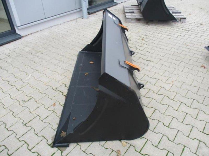 Frontladerzubehör des Typs Baas UNIVERSALSCHAUFEL 185 H EURO, Neumaschine in Brakel (Bild 3)