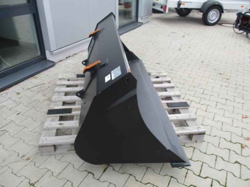 Frontladerzubehör des Typs Baas UNIVERSALSCHAUFEL 210 H EURO, Neumaschine in Brakel (Bild 3)