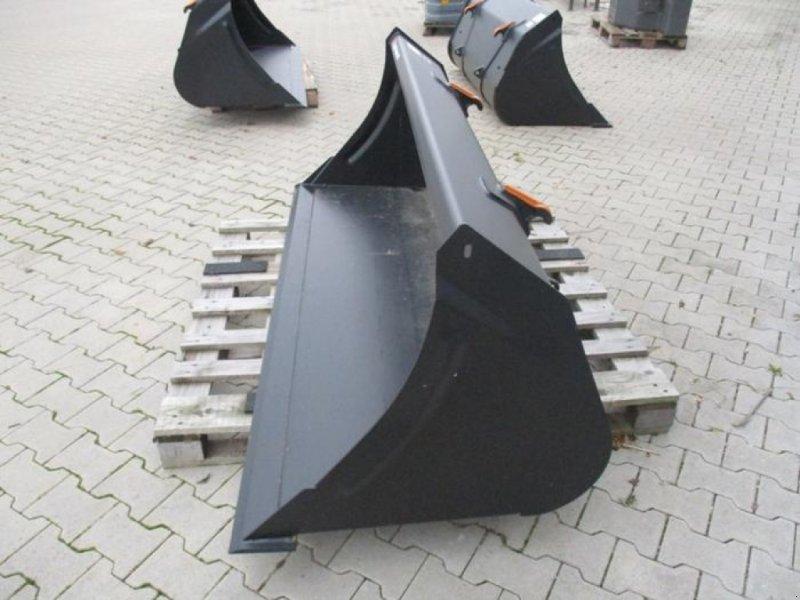 Frontladerzubehör des Typs Baas UNIVERSALSCHAUFEL 210 H EURO, Neumaschine in Brakel (Bild 2)