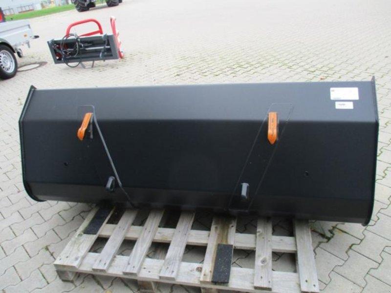 Frontladerzubehör des Typs Baas UNIVERSALSCHAUFEL 210 H EURO, Neumaschine in Brakel (Bild 4)