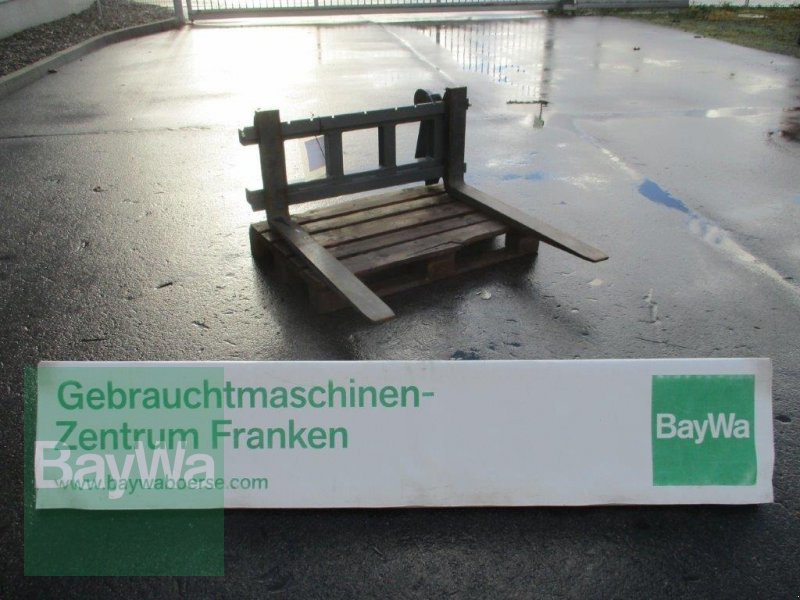 Frontladerzubehör des Typs Bressel & Lade Pallettengabelträger, Gebrauchtmaschine in Bamberg (Bild 1)