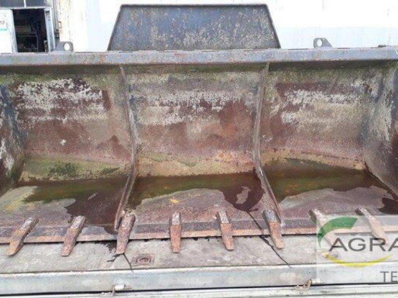 Frontladerzubehör типа Bressel & Lade SCHWERGUTSCHAUFEL 2500 MM, Gebrauchtmaschine в Steinheim (Фотография 1)