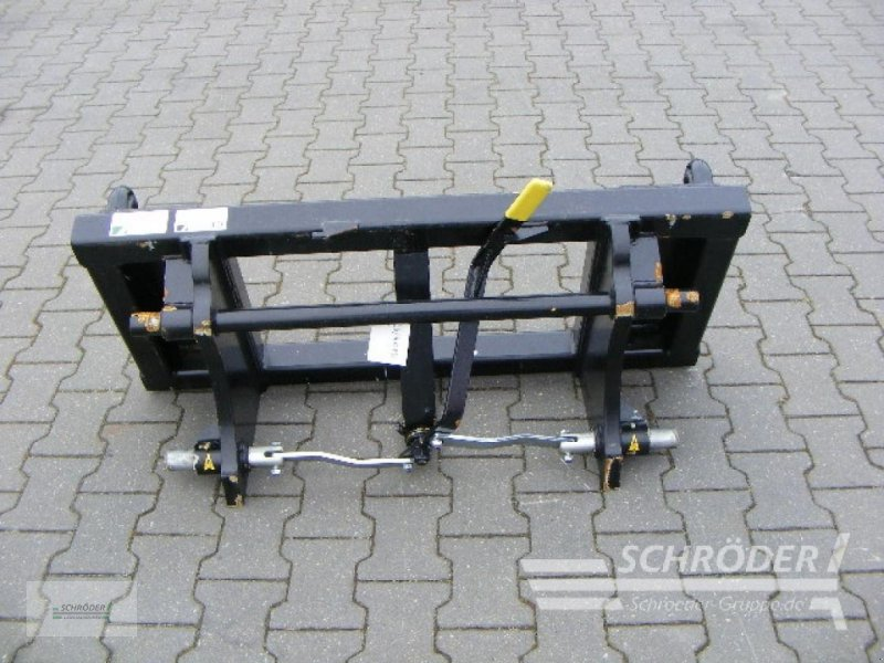 Frontladerzubehör des Typs Bressel EURO / CAT, Gebrauchtmaschine in Wildeshausen (Bild 1)