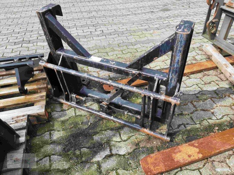 Frontladerzubehör типа Bressel MERLO ZM 3 / EURO, Gebrauchtmaschine в Wildeshausen (Фотография 1)