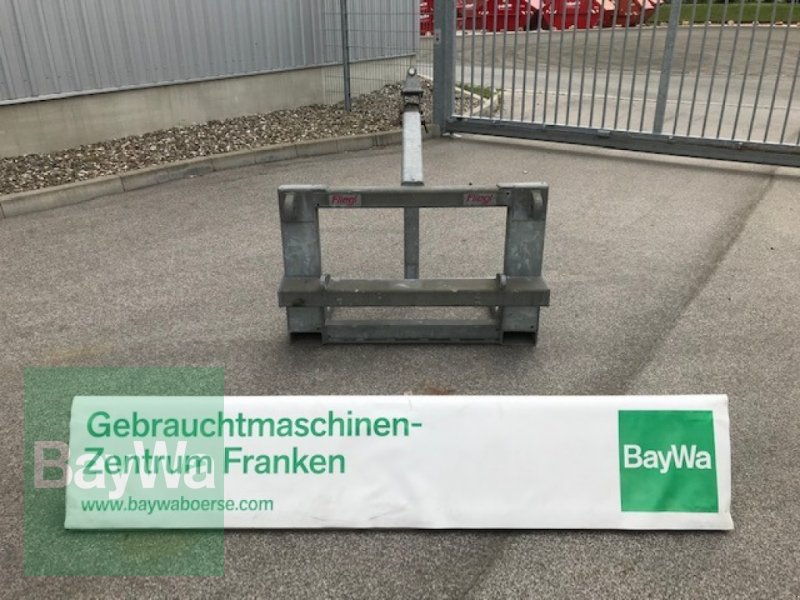 Frontladerzubehör типа Fliegl Lasthaken, Gebrauchtmaschine в Bamberg (Фотография 1)