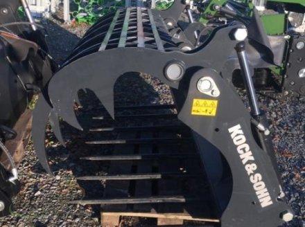Frontladerzubehör des Typs Kock & Sohn Mehrzweckzange, Gebrauchtmaschine in Korbach (Bild 1)