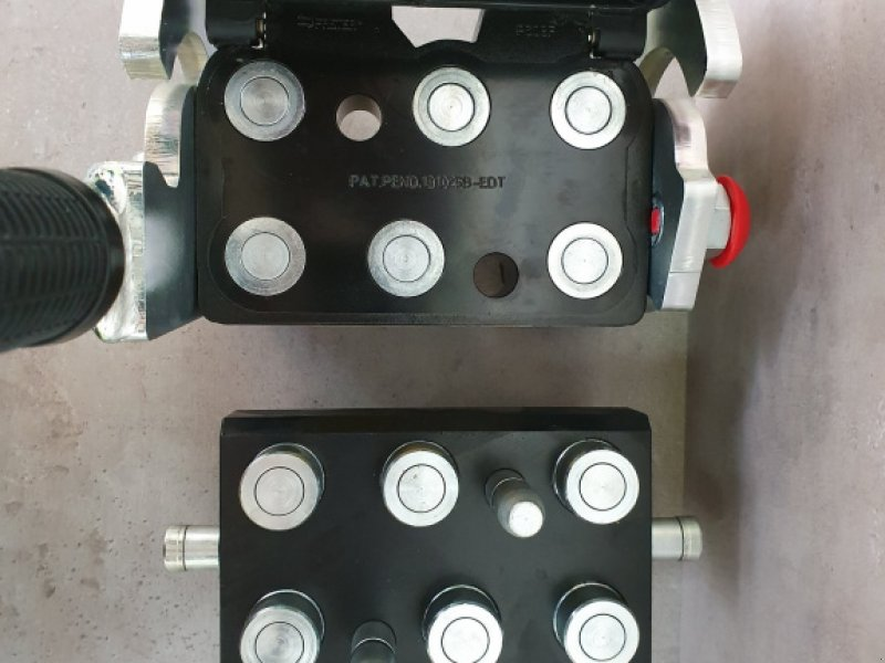Frontladerzubehör типа Kubota Multikuppler M4072-M7060-M6040, Neumaschine в Olpe (Фотография 6)
