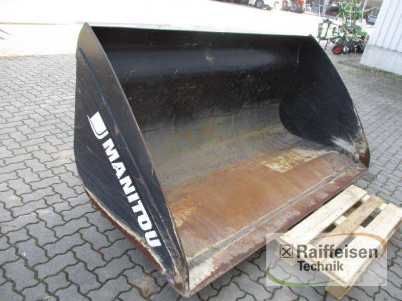 Frontladerzubehör des Typs Manitou Leichtgutschaufel CBA2000/2450, Gebrauchtmaschine in Holle (Bild 1)