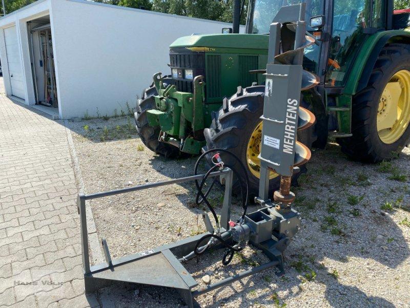 Frontladerzubehör des Typs Mehrtens BP 1200, Gebrauchtmaschine in Eching (Bild 2)