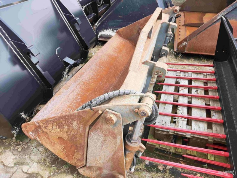 Frontladerzubehör типа Merlo 4 X 1 SCHAUFEL MERLO, Gebrauchtmaschine в Wildeshausen (Фотография 1)