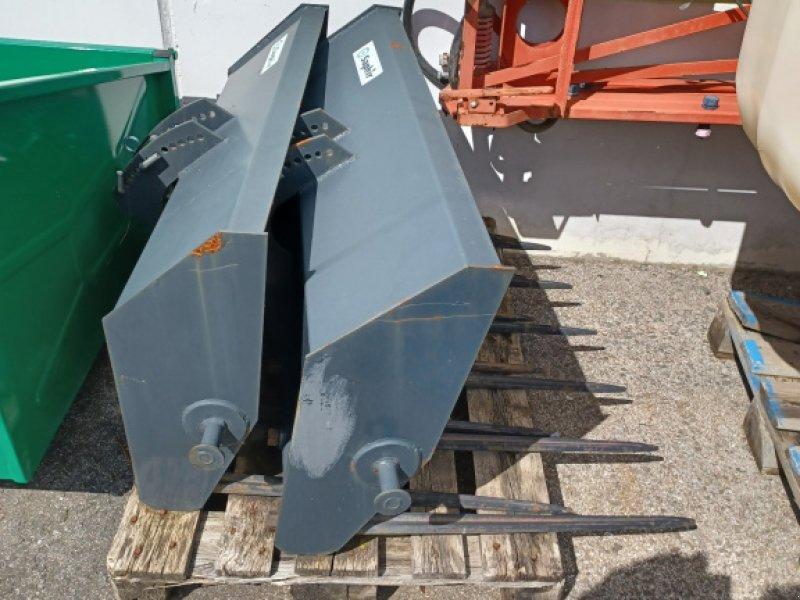 Frontladerzubehör типа Saphir Frontladergabel Kat 3 Klinklader, Neumaschine в Uffenheim (Фотография 1)