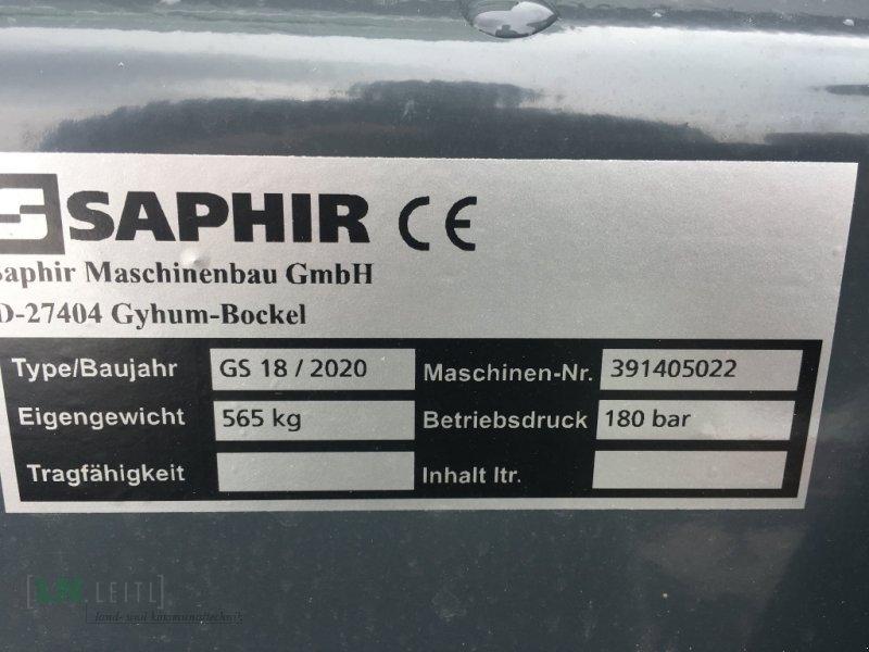 Frontladerzubehör типа Saphir Greifschaufel GS 18 Sofort Verfügbar, Neumaschine в Eggenfelden (Фотография 6)