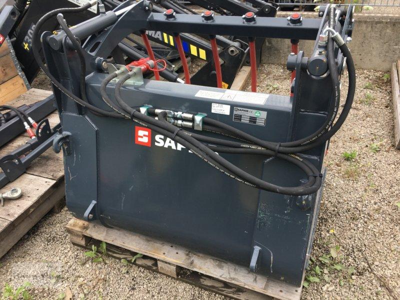 Frontladerzubehör des Typs Saphir Greifschaufel LGN11Z, Gebrauchtmaschine in Eggenfelden (Bild 2)