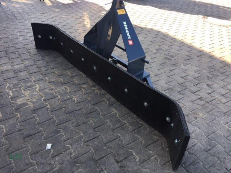 Frontladerzubehör типа Saphir Gummischieber MS 275S mit 3 Punkt/Kat II und Staplergabeln Sofort Verfügbar, Neumaschine в Eggenfelden (Фотография 1)