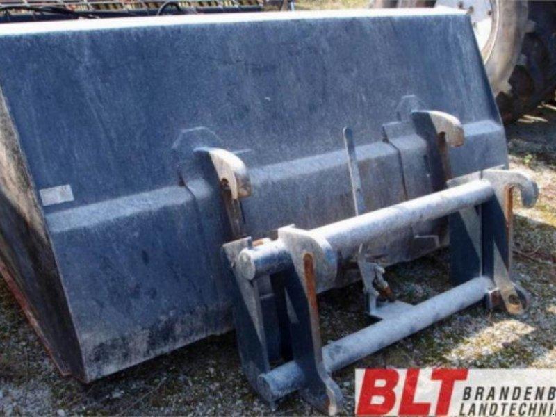 Frontladerzubehör a típus Saphir Leichtgutschaufel 2200, Gebrauchtmaschine ekkor: Rhinow (Kép 1)