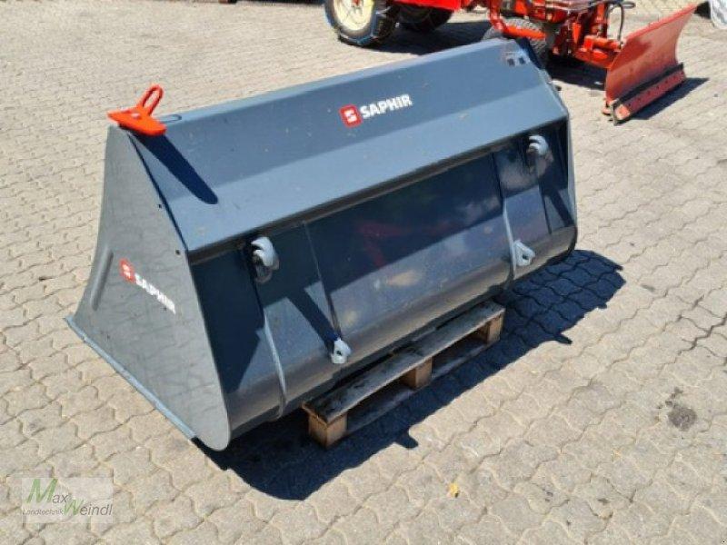 Frontladerzubehör des Typs Saphir LG 15/200 Schaufel, Neumaschine in Markt Schwaben (Bild 1)