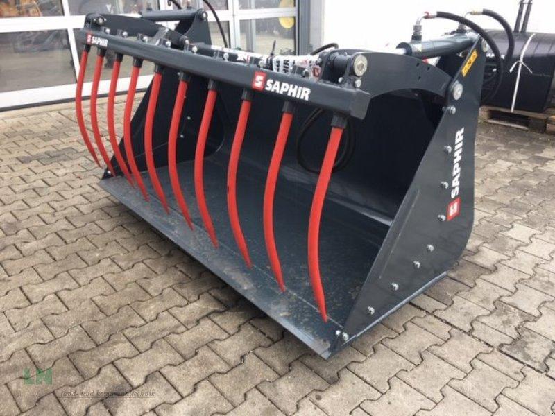 Frontladerzubehör типа Saphir LGN 19Z Greifschaufel Sofort Verfügbar, Neumaschine в Eggenfelden (Фотография 1)