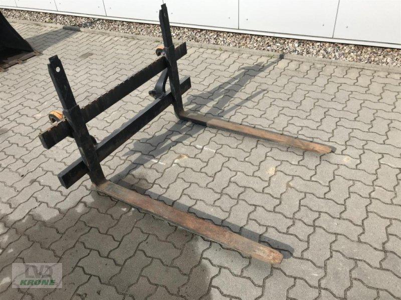 Frontladerzubehör типа Sonstige Alö Euro 1220mm/1600kg, Gebrauchtmaschine в Alt-Mölln (Фотография 1)
