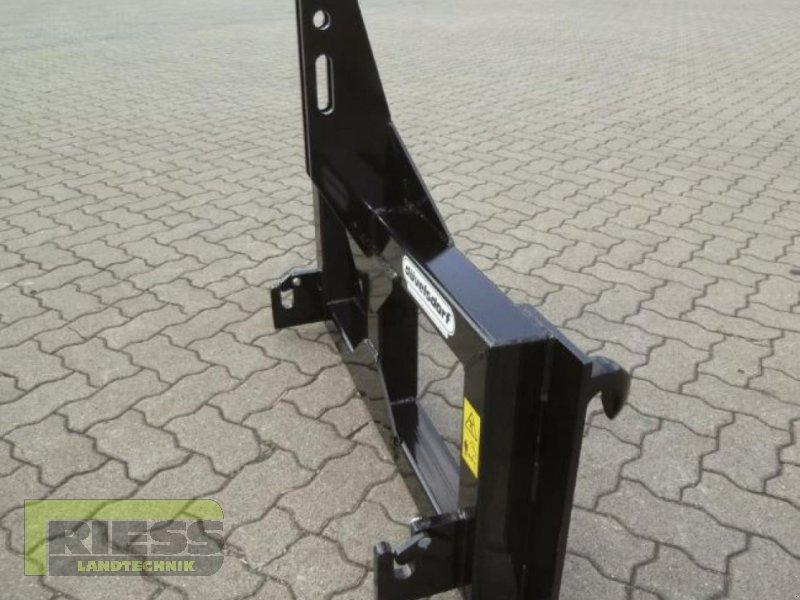 Frontladerzubehör a típus Sonstige Düvelsdorf EURO 3-Punk Adapter, Neumaschine ekkor: Homberg (Ohm) - Maulbach (Kép 1)
