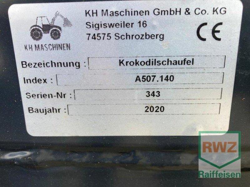 Frontladerzubehör типа Sonstige Krokodilschaufel, Neumaschine в Geldern (Фотография 1)