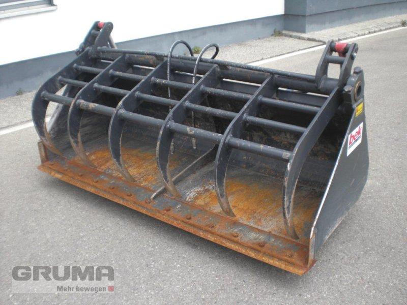 Frontladerzubehör typu Sonstige Sonstige Greifschaufel 2 m, Gebrauchtmaschine v Friedberg-Derching (Obrázok 1)