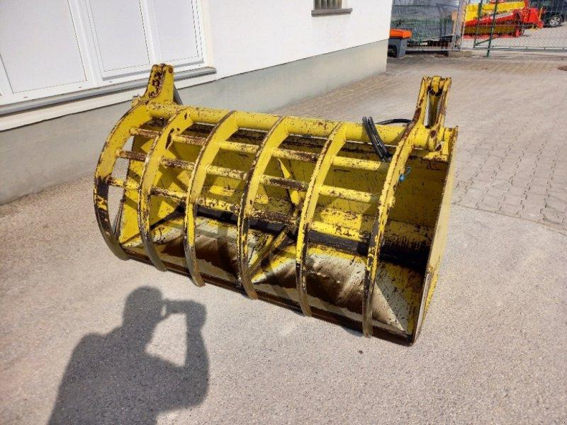 Frontladerzubehör типа Stoll 1,80 M Greifschaufel, Gebrauchtmaschine в Griesstätt (Фотография 1)