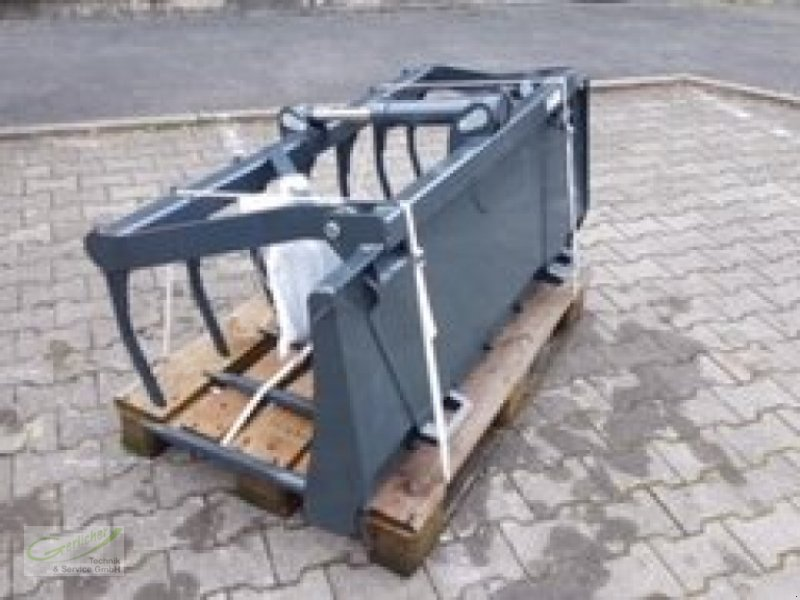 Frontladerzubehör des Typs Stoll FC Gabelzange SKID 1,45 M, Neumaschine in Neustadt (Bild 2)