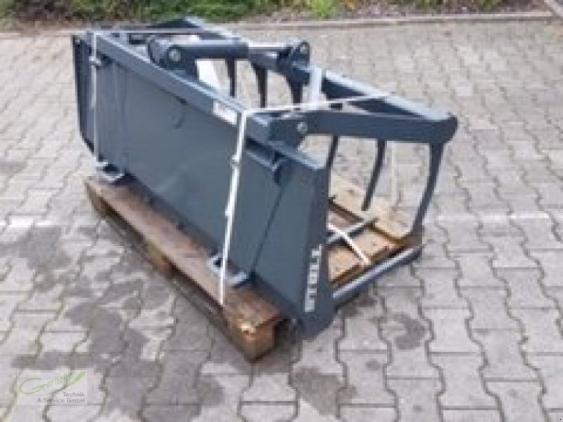 Frontladerzubehör des Typs Stoll FC Gabelzange SKID 1,45 M, Neumaschine in Neustadt (Bild 4)