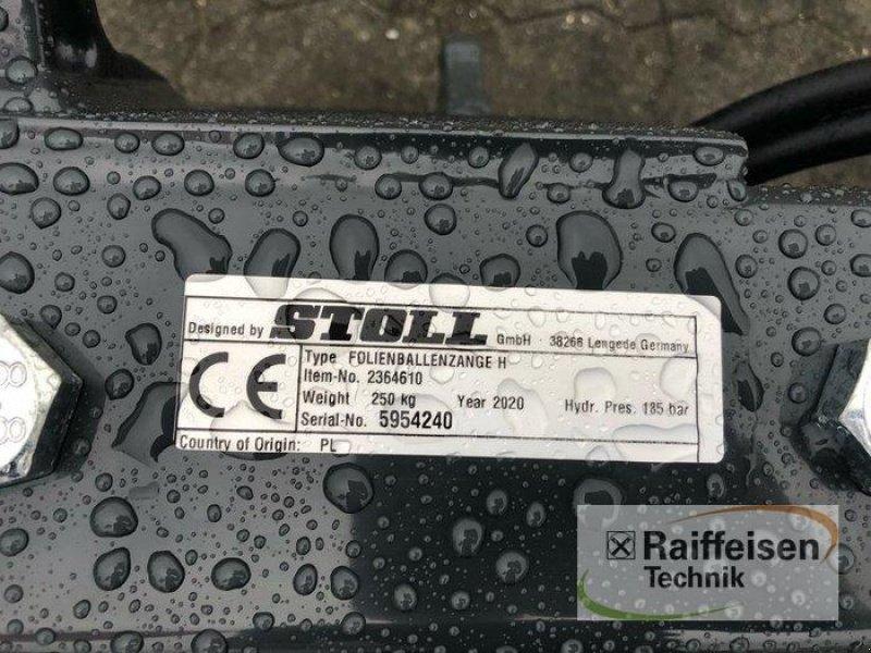 Frontladerzubehör des Typs Stoll Folienballenzange, Gebrauchtmaschine in Husum (Bild 3)