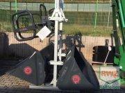 Frontladerzubehör des Typs Stoll Global Folienballenzange, Ausstellungsmaschine in Zweibrücken