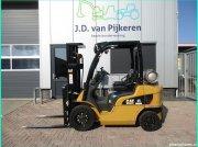 Frontstapler a típus Caterpillar GP25N triplex 3x hydrauliek, Gebrauchtmaschine ekkor: IJsselmuiden