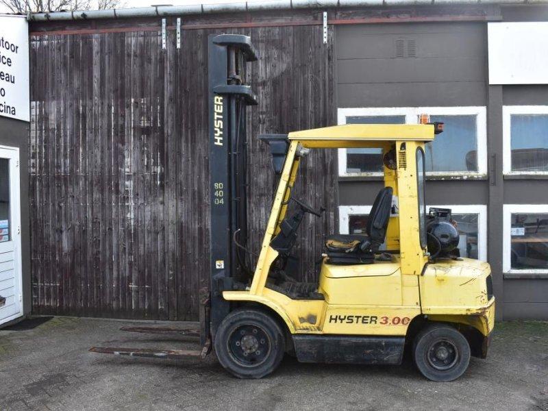 Frontstapler a típus Hyster H 3.00 3 tons gasheftruck, Gebrauchtmaschine ekkor: KUITAART (Kép 3)