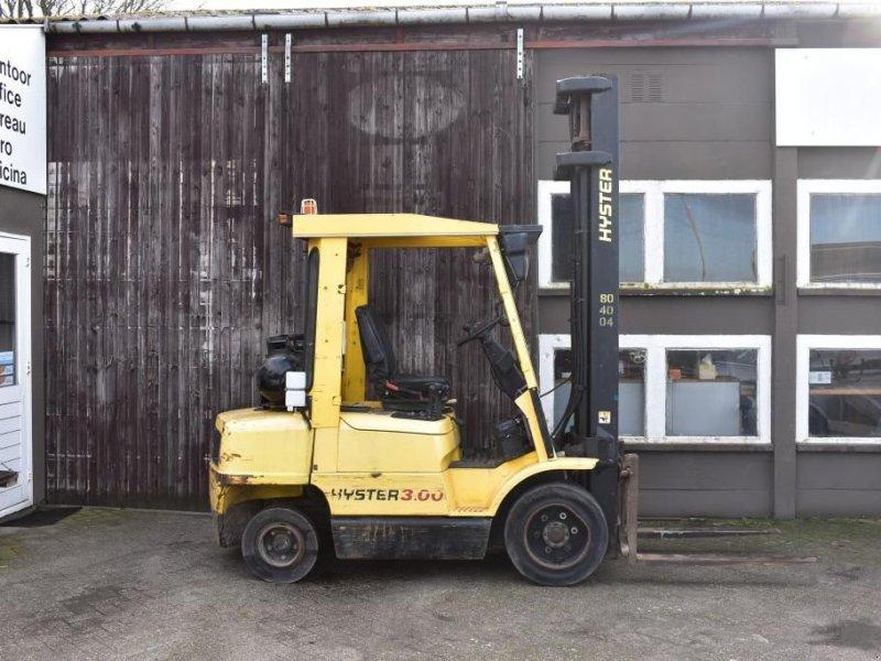Frontstapler a típus Hyster H 3.00 3 tons gasheftruck, Gebrauchtmaschine ekkor: KUITAART (Kép 2)
