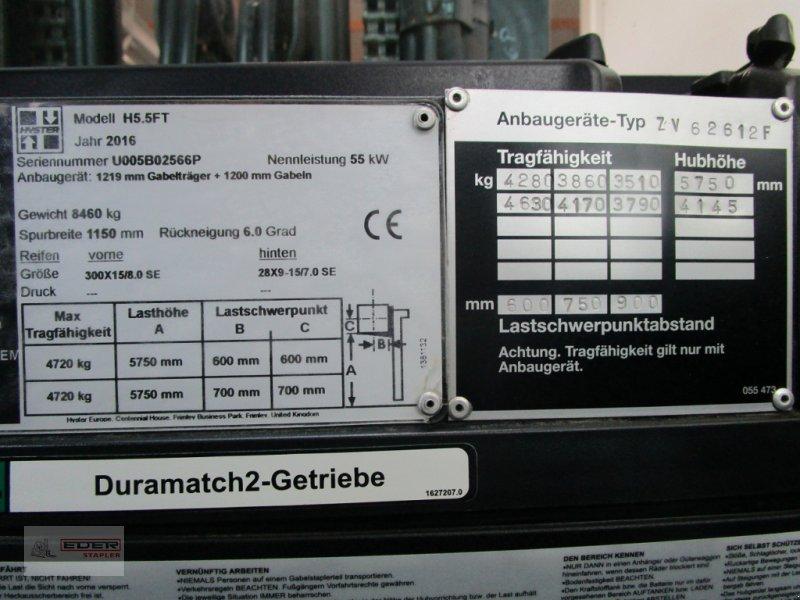Frontstapler a típus Hyster H 5.5FT, Gebrauchtmaschine ekkor: Tuntenhausen (Kép 11)