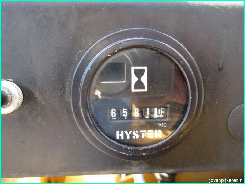 Frontstapler a típus Hyster H2.50XL LPG triplex, Gebrauchtmaschine ekkor: IJsselmuiden (Kép 5)