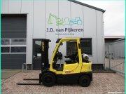 Frontstapler typu Hyster H2.5FT LPG triplex 4.9m, Gebrauchtmaschine w IJsselmuiden