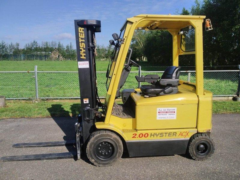 Frontstapler a típus Hyster J200XM, Gebrauchtmaschine ekkor: Mijdrecht (Kép 1)
