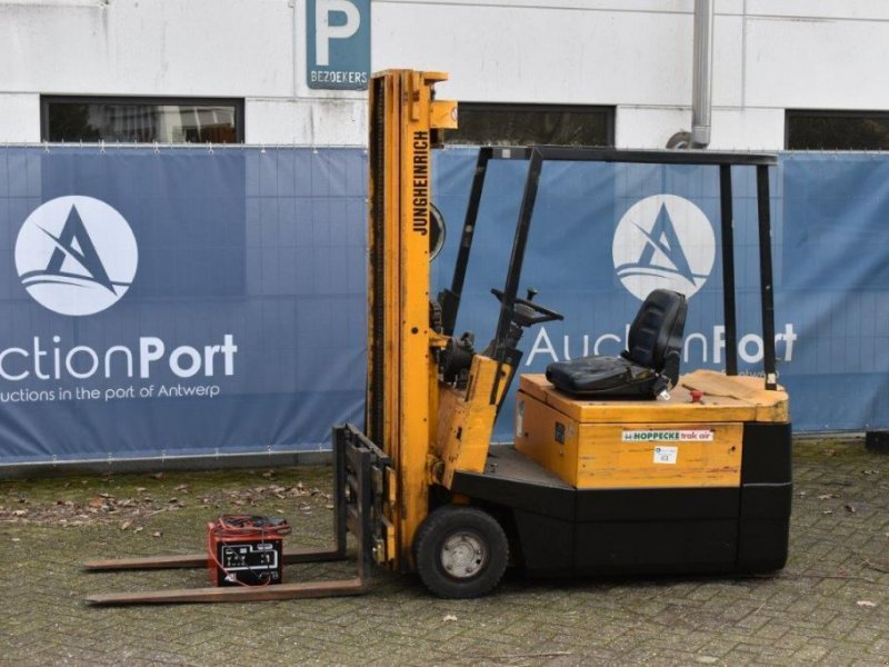 Frontstapler des Typs Jungheinrich EFGA 516 GE, Gebrauchtmaschine in Antwerpen (Bild 1)